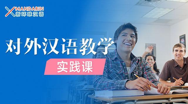 对外汉语教学实践课